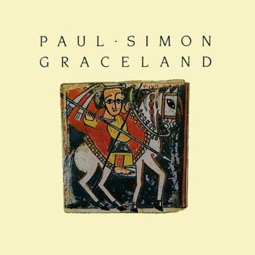 "Album cover for Paul Simon's ""Graceland"""