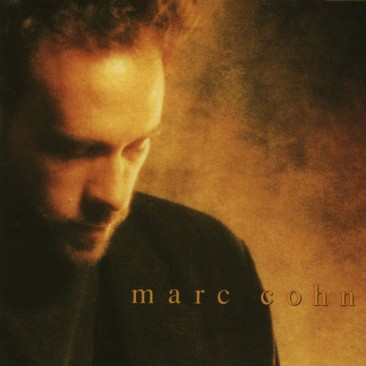 Cover of Marc Cohn's self-titled debut album